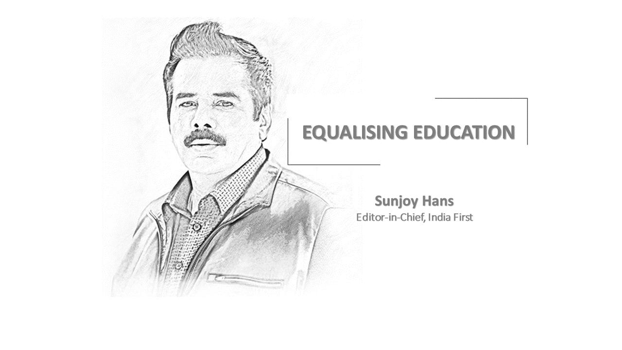 EQUALISING EDUCATION