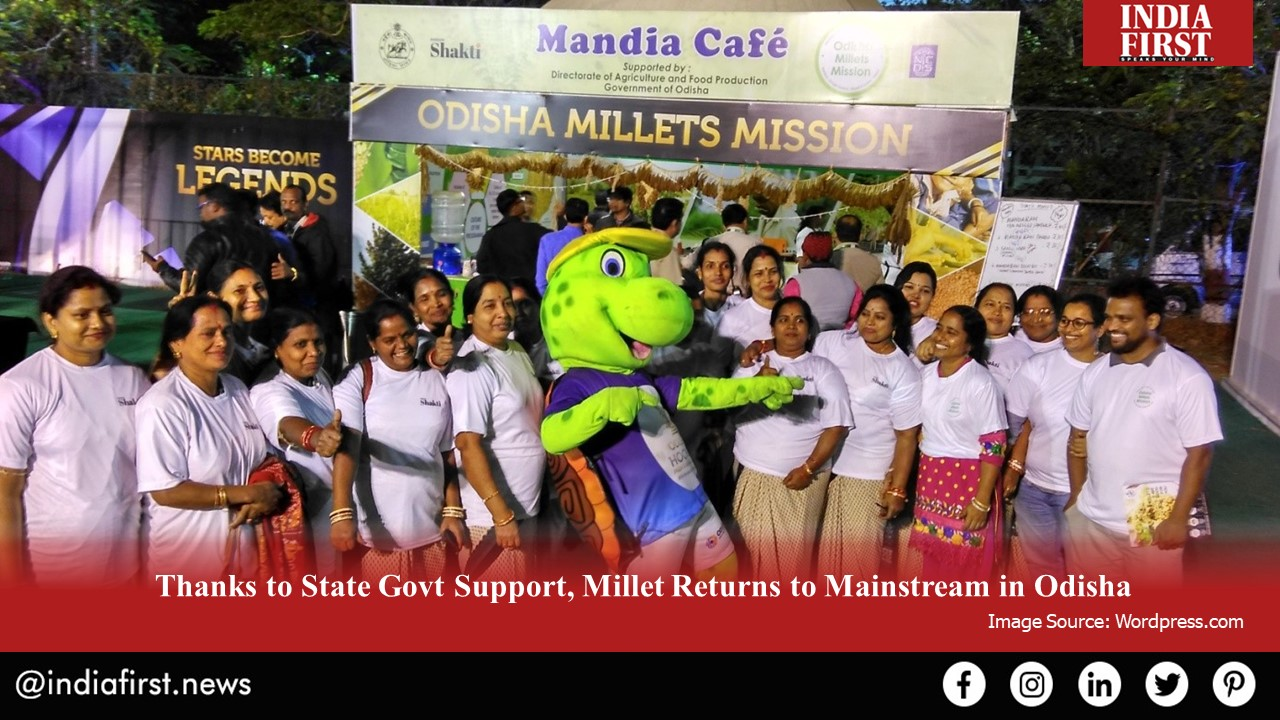 Millet Returns to Mainstream in Odisha