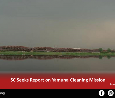 Yamuna Cleaning Mission
